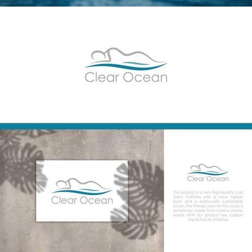 Clear Ocean logo concept