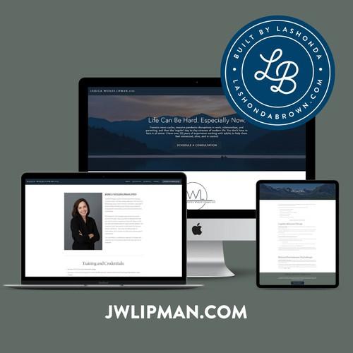 DR. JESSICA WEXLER LIPMAN | Licensed Clinical Psychologist
