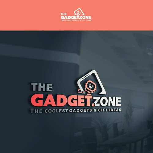 Logo concept for Gadget Shop!