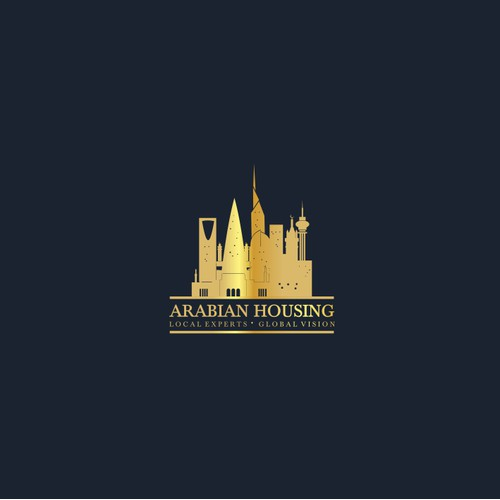 Arabian Housing Logo