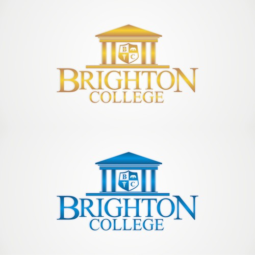 New Logo for College