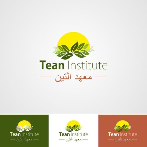 Identity design for Tean Institute