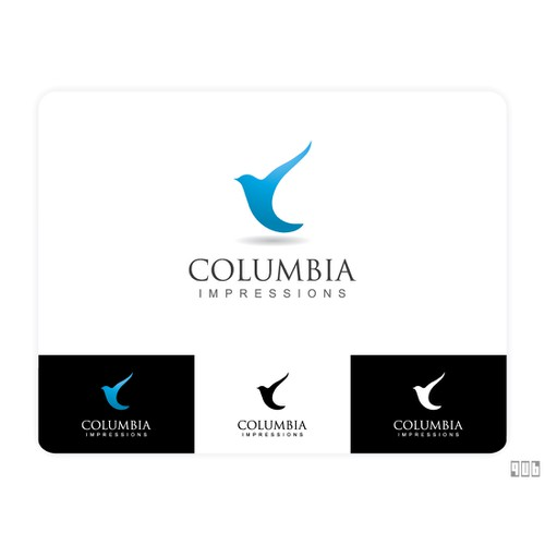 Logo for Columbia Impressions