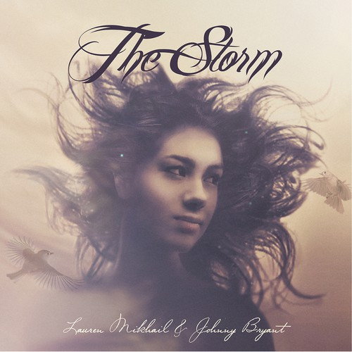 THE STORM Album Cover