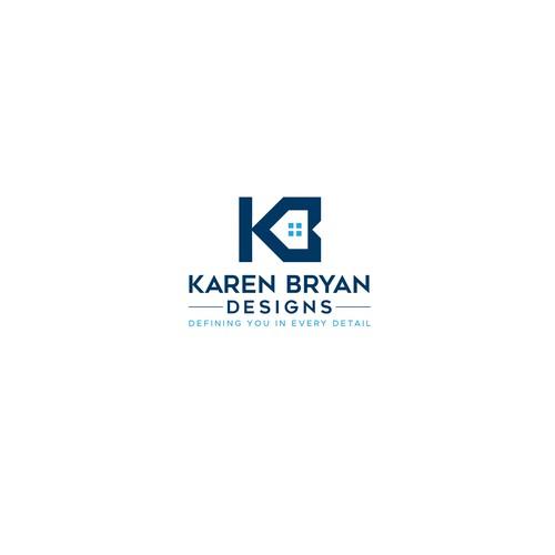Logo concept for Karen Bryan