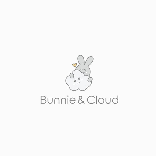 Bunnie & Cloud.