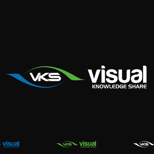 New logo for VKS (Visual Knowledge Share/System)