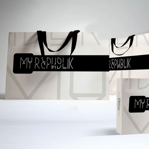 My Republik Paperbag