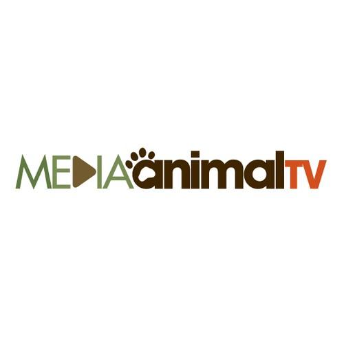 Media Animal TV Logo 2