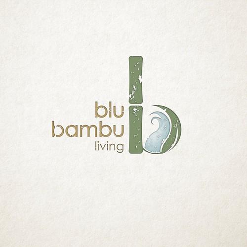 BluBambu Living  needs a new logo
