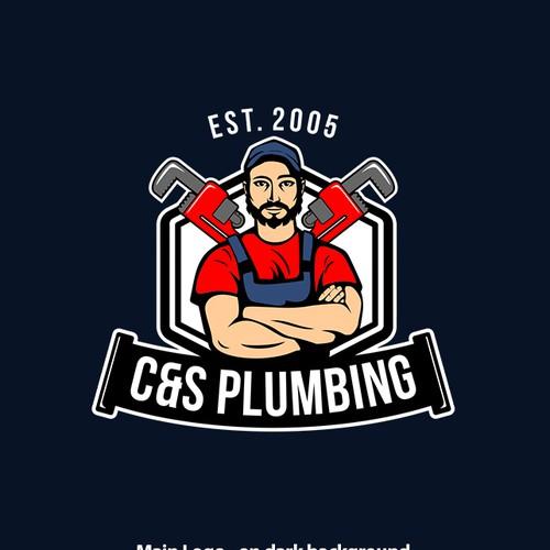 logo For C&S Pumbing