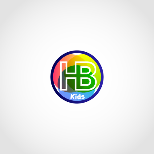 Logo voor hoogbegaafde kinderen van HBkids