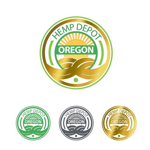 Design a memorable logo for Oregon Hemp Depot