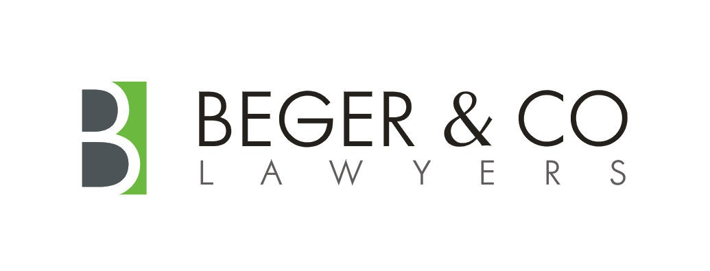 Help Beger & Co Lawyers with a new logo