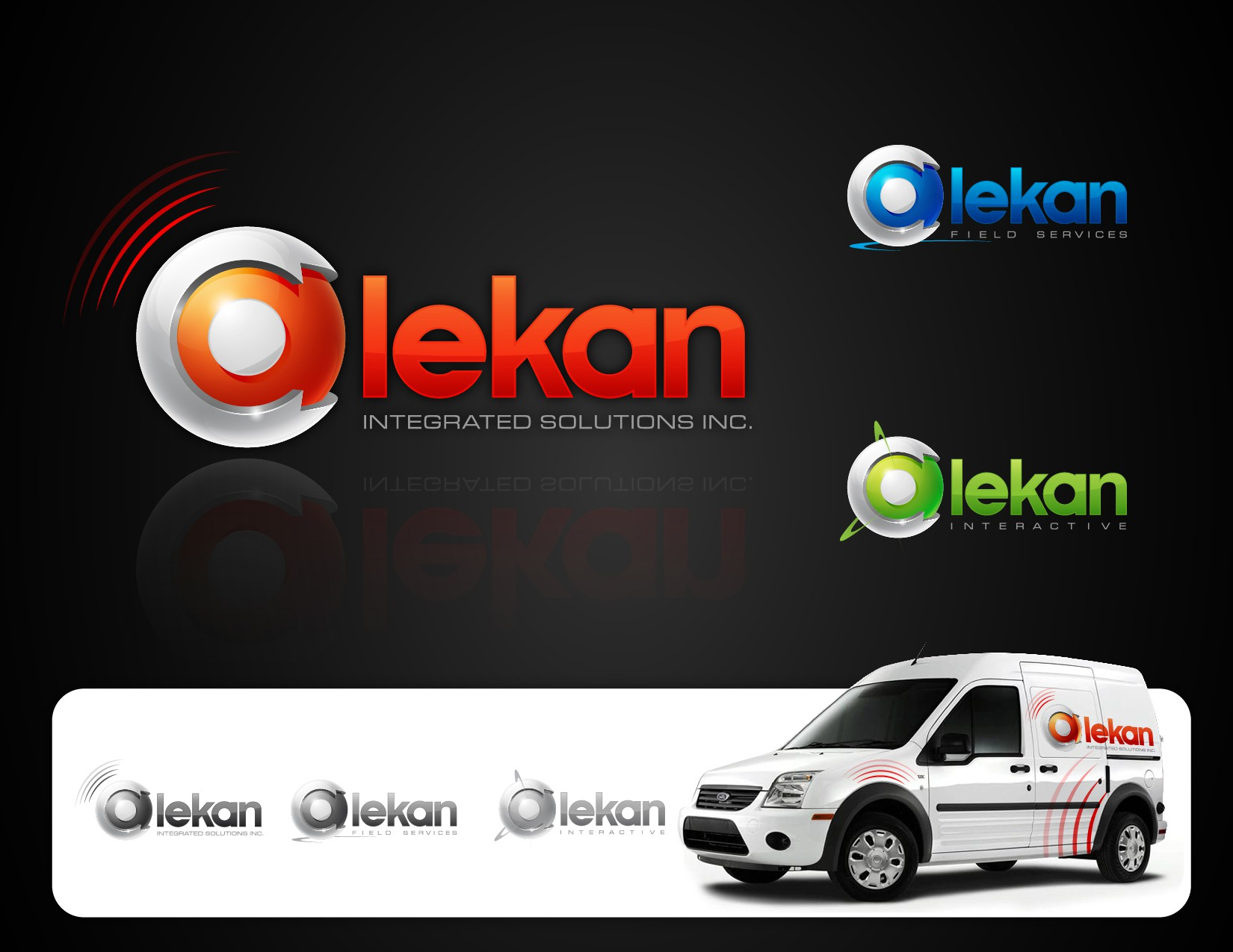 Help Alekan Integrated Solutions Inc. with a new logo