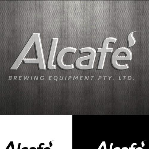 Help Alcafé Brewing Equipment Pty. Ltd. with a new logo