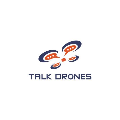 talk drone