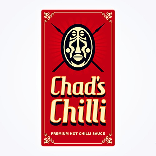 Chad's Chilli needs a logo