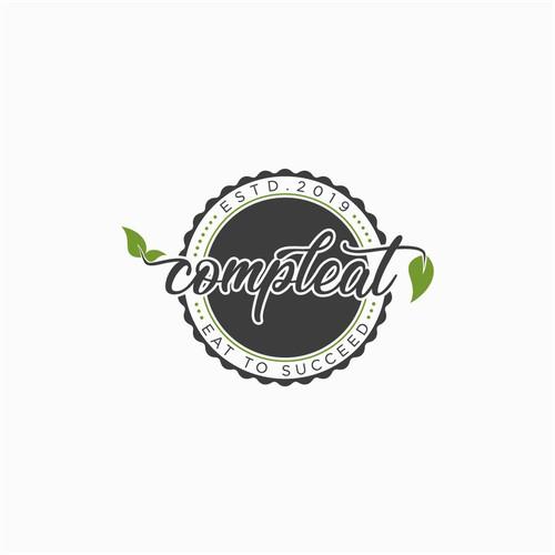 Healthy gastronomy logo