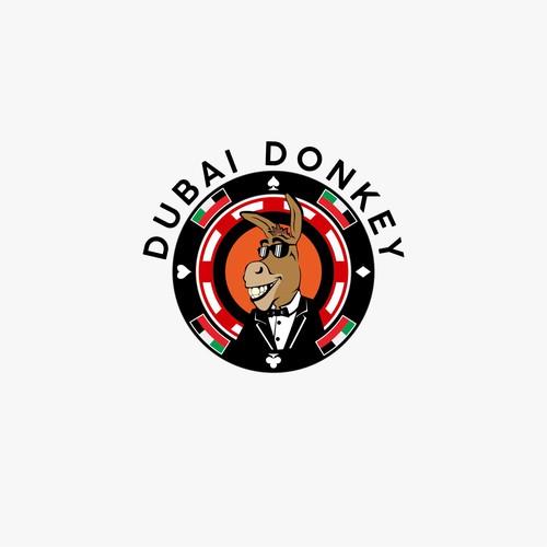 dubai donkey