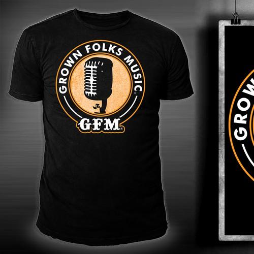 GrownFolksMusic.com needs a brand defining design!