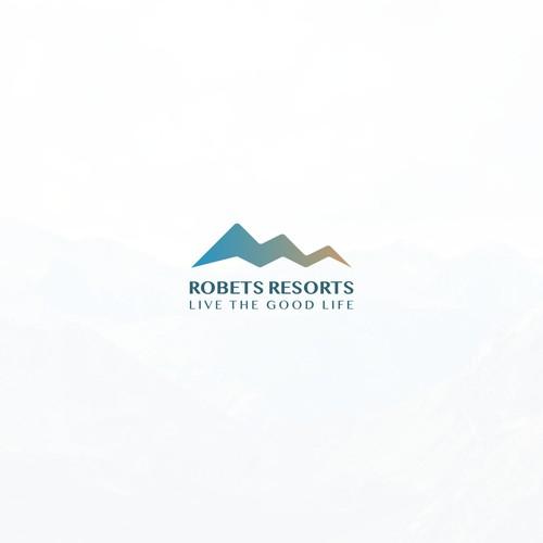 Logo For Roberts Resorts