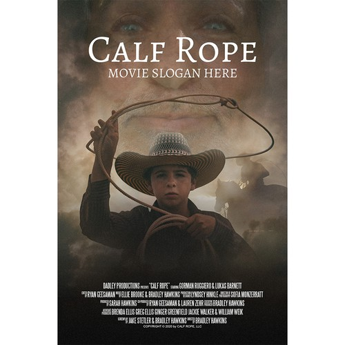 Calf Rope