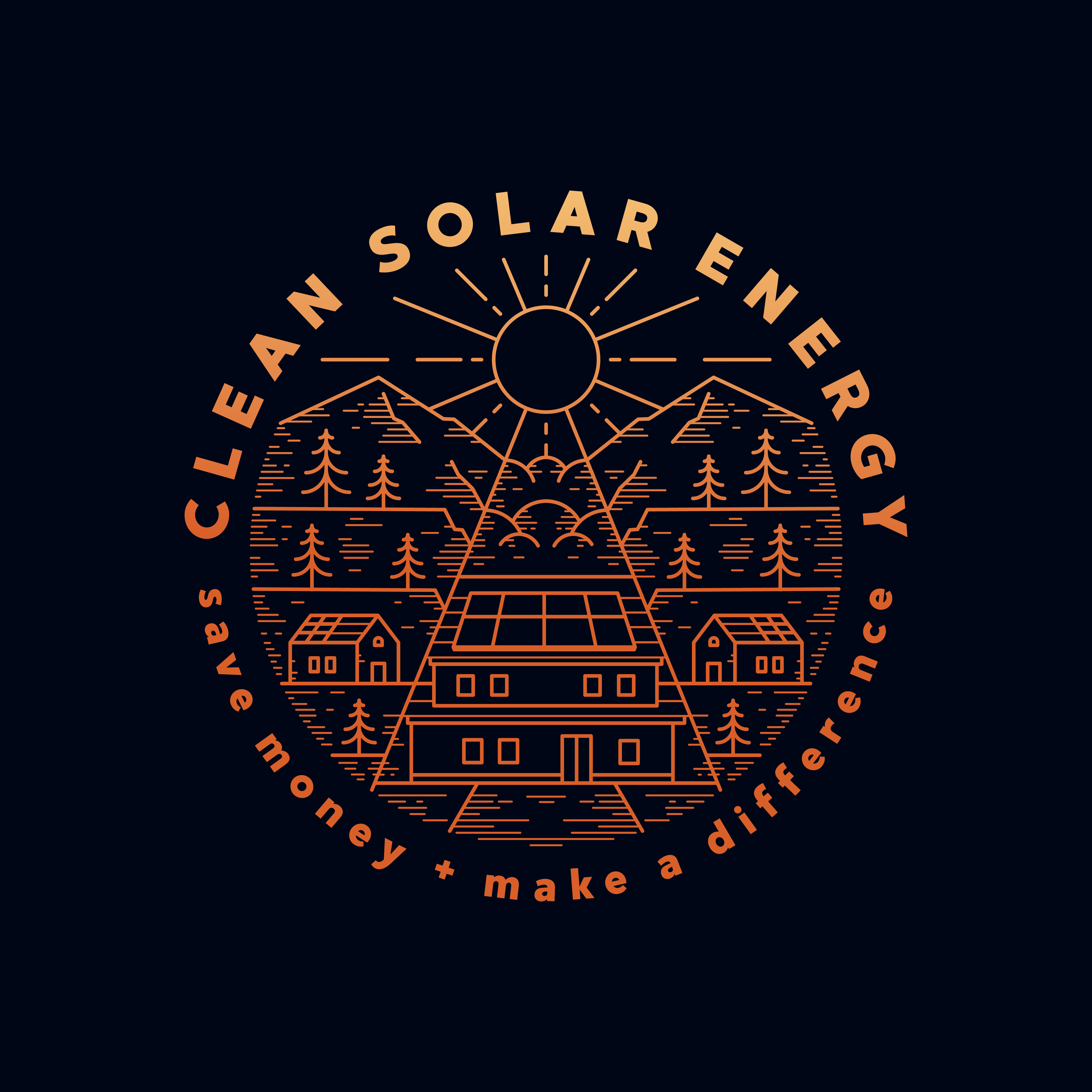 We're inspiring the solar movement. Design us a shirt we want to wear everyday.