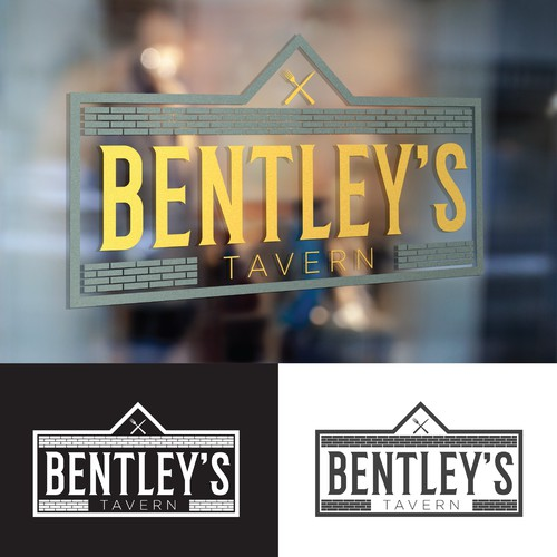 Bentley's Tavern Logo