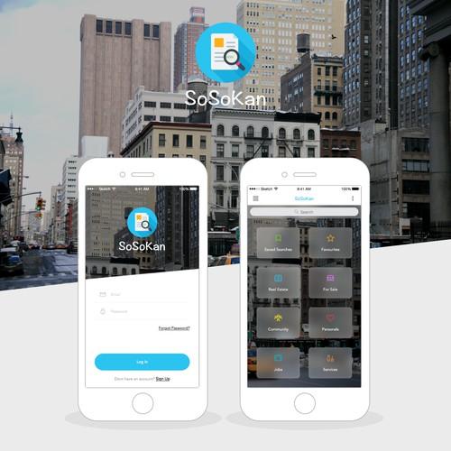 SoSoKan App