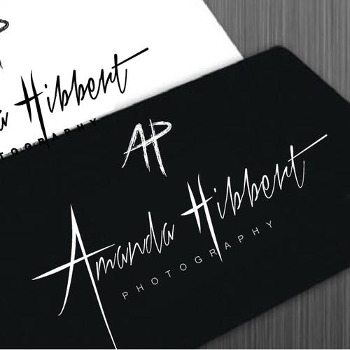 Logo for Amanda Hibbert Photography
