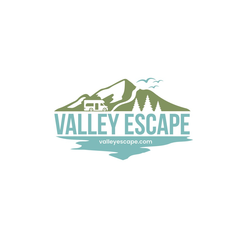 Logo for RV Rental Company- Valley Escape