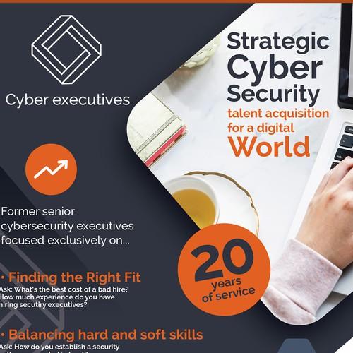 Cyber Executives Flyer