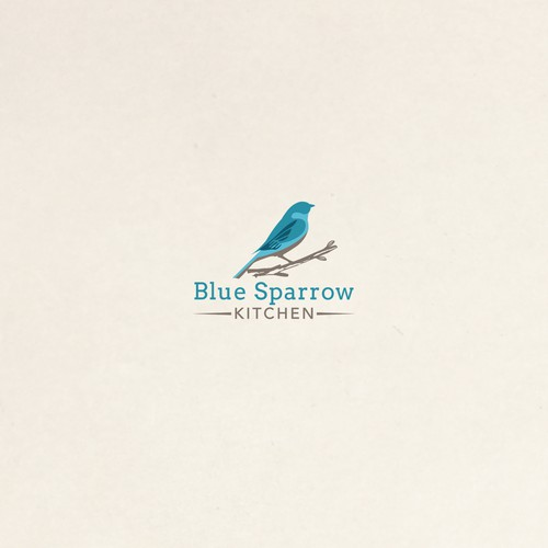 Blue Sparrow logo