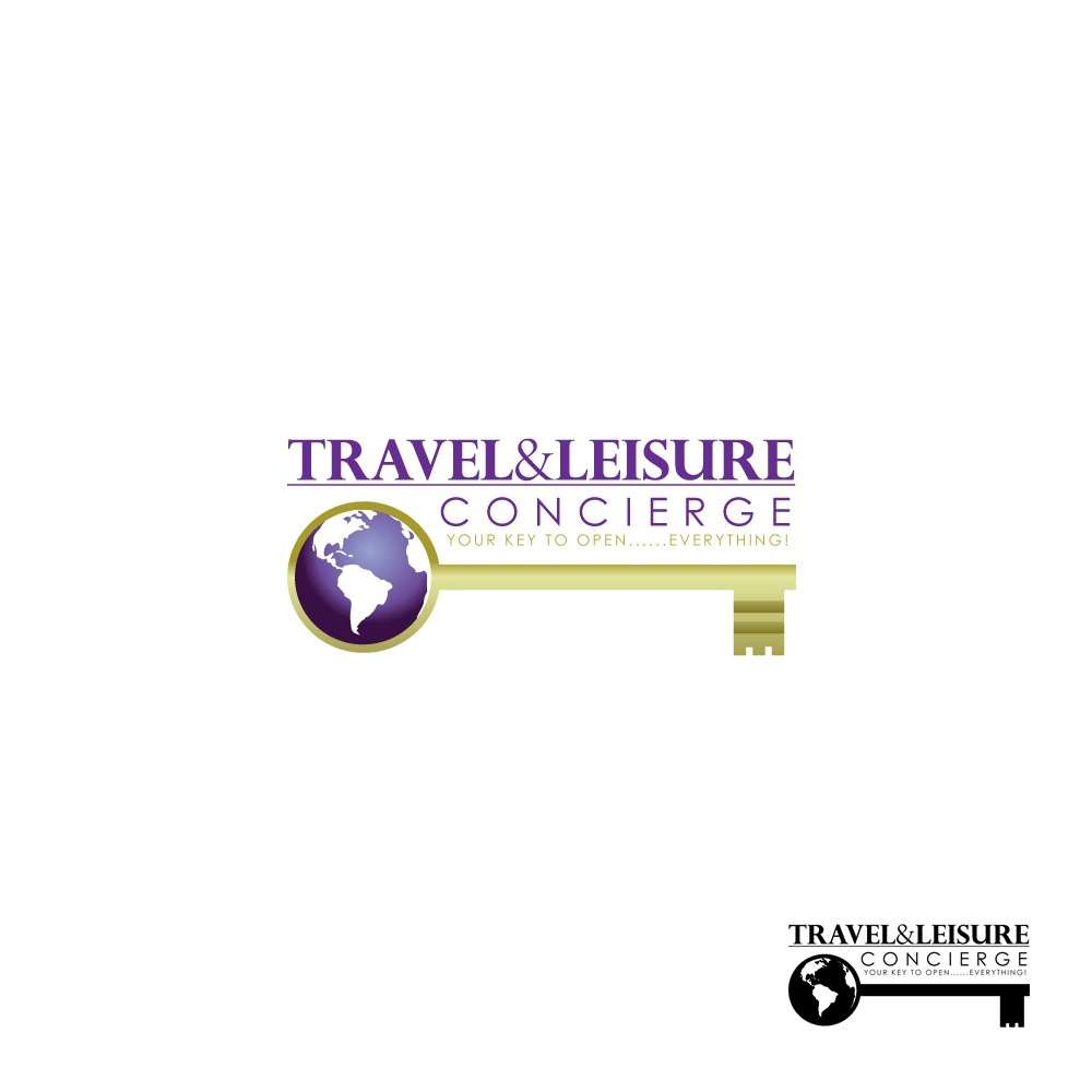 Create the next logo for Travel & Leisure Concierge