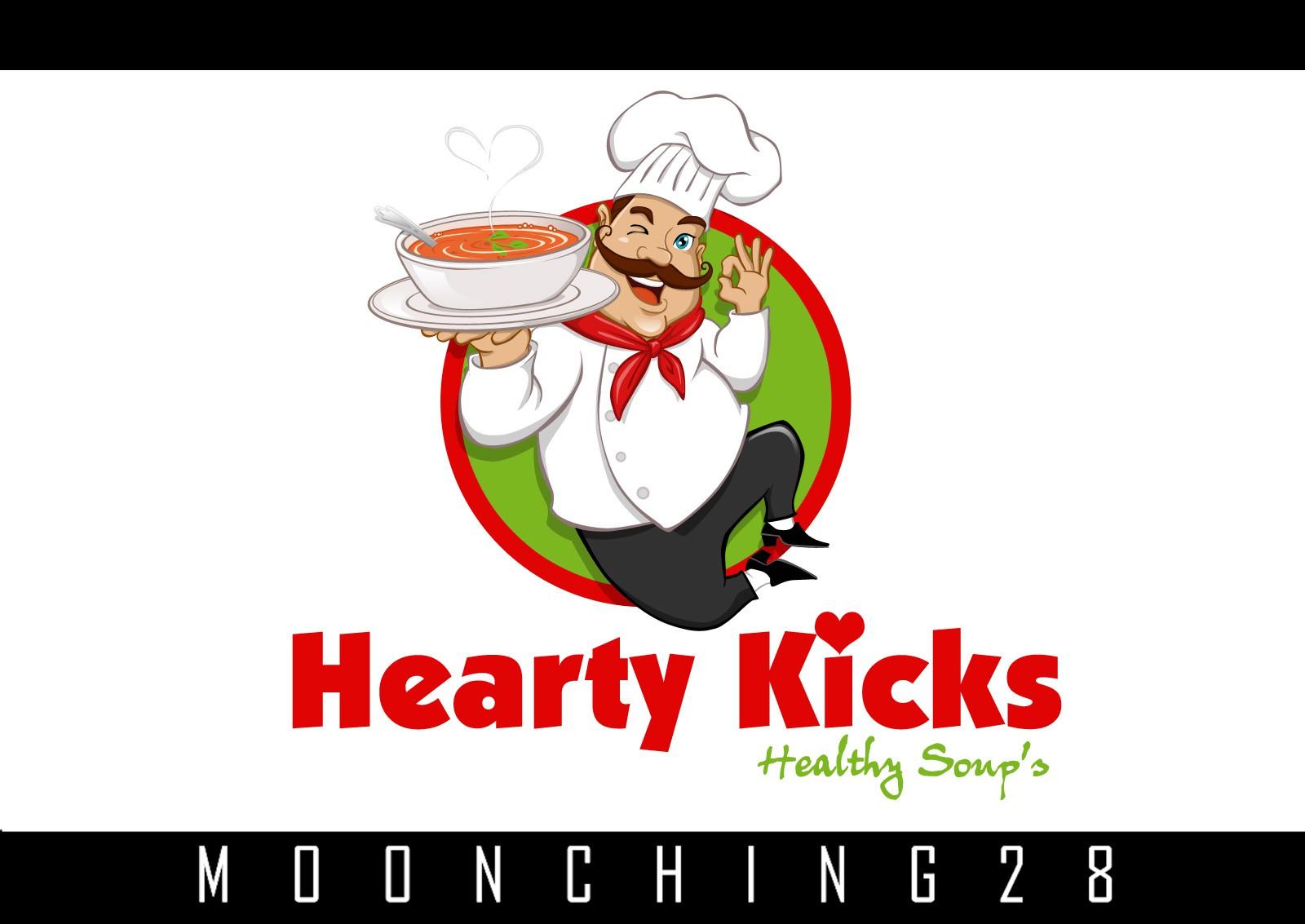 logo for Hearty Kicks