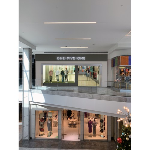 Modern Fachade retail