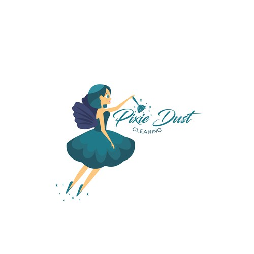 Logo pixie dust