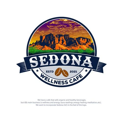 Sedona Logo Design