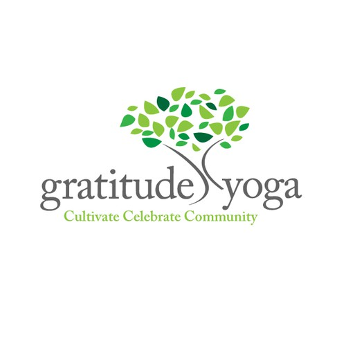 Beautiful, Creative Logo wanted for a new yoga studio, Gratitude Yoga