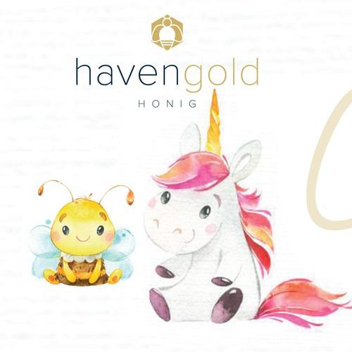 Fantasy Honey for kids