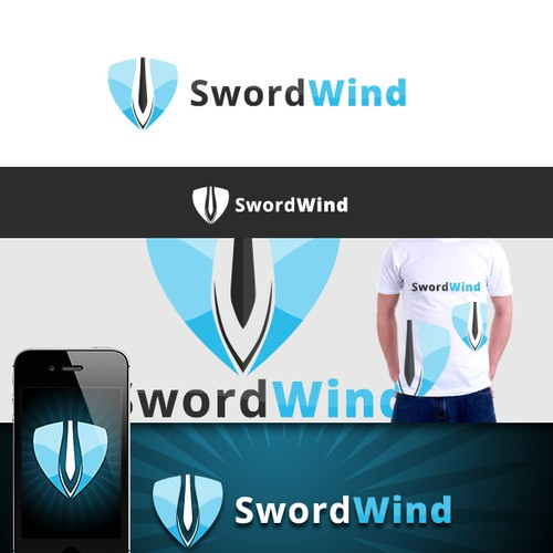 Help us create an awesome logo for Sword Wind (Family Online Safety product)