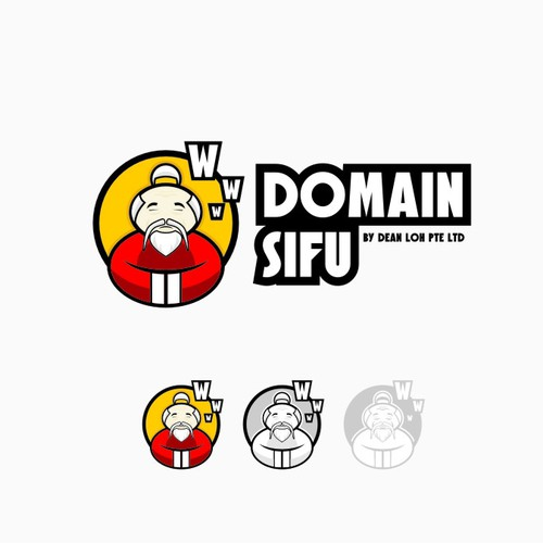 Domain Sifu Logo