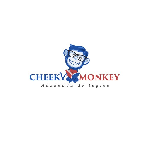 Logo proposal for CHEEKY MONKEY