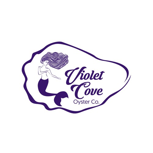 Logo for Violet Cove Oyster Co.