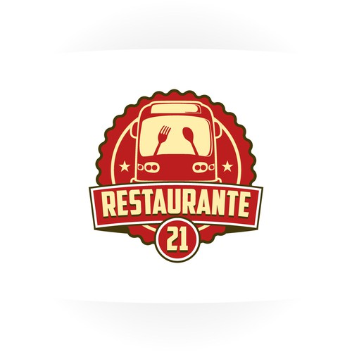 Restaurante 21 Logo