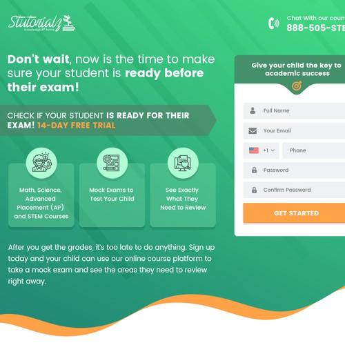Education Register landing page