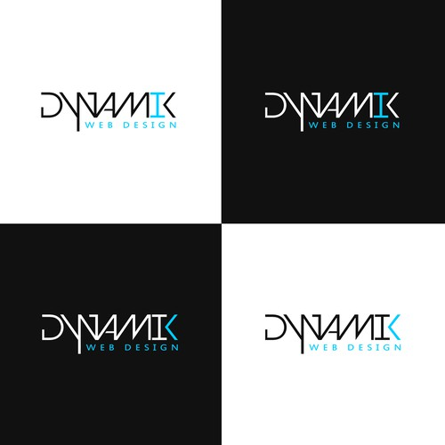 Concept Logo For Dynamic Logo For Dynamik Web Design
