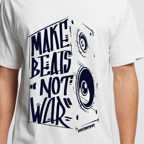 Make beats not war