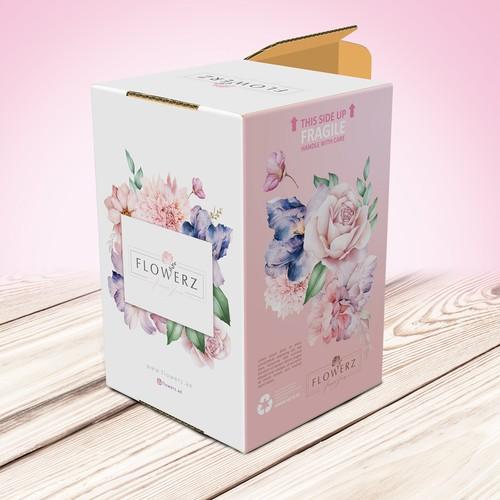 Concept Box Flowers